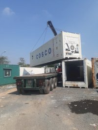 Container Lạnh 40Feet Cosco