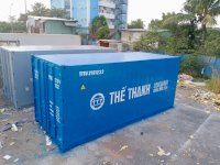 Container 20 Feet Sơn Mới 2.9M