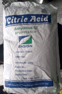 Citric Acid Anhydrous - Wifang China