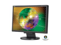 NEC Display Solutions LCD195WVXM-BK Black 19inch - Rapid Response (5ms) DVI Widescreen LCD Monitor (Typical) 300 cd/m2 700:1 - Retail