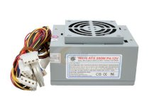 Athena Power AP-MP4ATX20B MicroATX 200W Power Supply 115/230 V UL/TUV/CB&CE - Retail