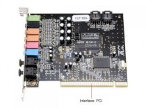 DIAMOND XtremeSound XS71DDL 7.1 Channels 24-bit 96KHz PCI Interface Sound Card - Retail