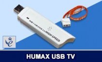 Humax USB TV
