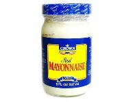 Mayonnaise Crown Real Fancy (237ml)