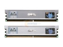 Geil - DDR2 - 1GB (2x512MB) - bus 1000MHz - PC2 8000 kit