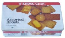 Bánh quy Assorted Biscuits - Khong Guan(Singapore)