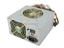 ENERMAX EG365P-VE FMA 1.3 ATX 350W Power Supply 90V~135V or 180V~265V UL, cUL, TUV, CB, DEMKO, NEMKO, SEMKO, FIMKO - Retail