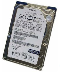 Hitachi 40GB - 4200rpm - 8MB Cache - IDE  2.5inch for notebook