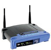 Bộ phát wifi Linksys WRT54GL Wireless-G Router