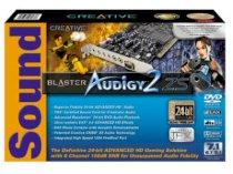 Creative Sound Blaster Audigy 2 ZS for Subwoofer 7.1
