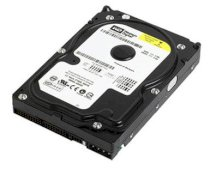 Western Digital 160GB - 7200rpm - 8MB cache - SATA II