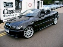 BMW 318Ci Sport Coupe