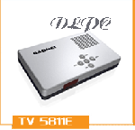 TV BOX 5811E For LCD & CRT