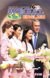 TEACHING & LEARNING SPECIAL ENGLISH SỐ 76