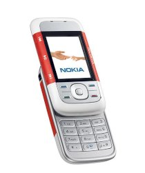 Nokia 5300 XpressMusic Red