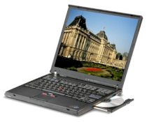 IBM Thinkpad T42 (Intel Pentium M 735 1.7Ghz, 512MB RAM, 40GB HDD, VGA ATI Radeon 7500, 15 inch, Windows XP Professional)