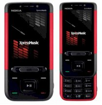 Nokia 5610 XpressMusic Red