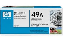 HP LaserJet 49A Black Print Cartridge(1160)