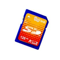 ADATA SD card 128 MB 45x