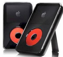 Iskin claro SE for ipod classic 80G/160G (red)