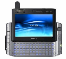 Sony Vaio VGN-UX280P (Intel Core Solo U1400 1.2GHz, 1GB RAM, 40GB HDD, VGA Intel GMA 950, 4.5 inch, Windows XP Professional)