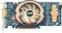 Asus EN8800GS TOP/HTDP/384M (NVIDIA GeForce 8800GS, 384MB, 192-bit, GDDR3, PCI Express x16 2.0)