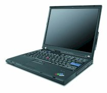 Lenovo Thinkpad T60 (8743-GZU) (Intel Core 2 Duo T5500 1.66GHz, 1GB RAM, 120GB HDD, VGA ATI Radeon X1300, 15 inch, Windows Vista Business)
