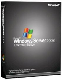 Windows Server Ent 2003 R2 Win32 English CD 25 Clt (P72-01692)