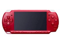 Sony PlayStation Portable (PSP) 2006DR Deep Red
