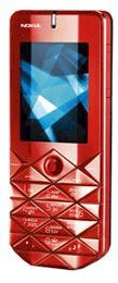 Nokia 7500 Red