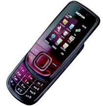 Nokia 3600 Slide Wine