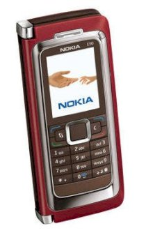 Nokia E90 Communicator Red