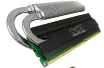 OCZ Reaper X Series - DDR2 - 4GB (2 x 2GB) - bus 1000MHz - PC2 8000 kit