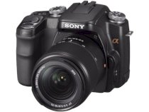 Sony Alpha DSLR-A100K zoom (DT 18-70mm F3.5-5.6) Lens kit
