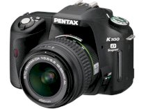 Pentax K100D Super (18-55mm) Lens Kit