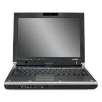 TOSHIBA Portege M700-S7043X , Intel Core 2 Duo T8100 ( 2.1GHz , 800MHz , 3MB L2 cache) , 1GB PC2-5300 DDRamII , 160GB 5400rpm , Windows XP Tablet PC Edition 2005