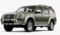 Ford Everest Diesel 4x2 AT TDCi