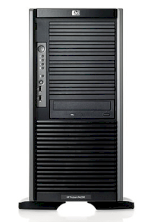 HP Proliant ML350 G5 (458246-371), 2.33Ghz CPU, 2GB RAM, 72.8GB HDD