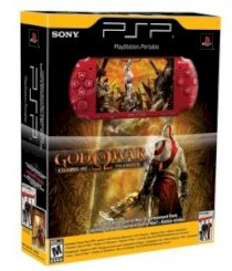 Sony PlayStation Portable (PSP) 2000IS God of War Entertainment Pack