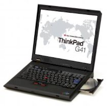 IBM ThinkPad G41 (Intel Pentium 4 552 3.46GHz, 512MB RAM, 80GB HDD, VGA NVIDIA GeForce FX Go 5200, 15 inch, Windows XP Professional)