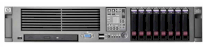 HP Proliant DL380 G5 (458563-371), Intel Xeon E5440 2.83GHz CPU, 2GB RAM, 72GB HDD