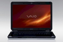 SONY VAIO VGN-CS118E/Q (Intel Core 2 Duo P8400 2.26GHz, 3GB RAM, 320GB HDD, VGA Intel GMA 4500MHD, 14.1 inch, Windows Vista Home Premium)