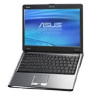 ASUS F6E (Intel Core 2 Duo T7700 2.4GHz, RAM 3GB, HDD 160GB, VGA Intel GM965, 13.3inch, Windows Vista Business)