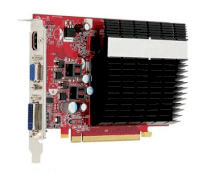 MSI N9400GT-MD256H (NDIVIA Geforce 9400GT, 256MB, 128-bit, GDDR2, PCI Express x16 2.0)