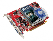 MSI N9500GT-MD512/D2 (NDIVIA Geforce 9500GT, 512MB, 128-bit, GDDR2, PCI Express x16 2.0)