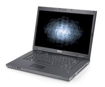 Dell Vostro AVN-1510n D965C (Intel Core 2 Duo T8100 2.1GHz, 1GB RAM, 160GB HDD, VGA Nvidia Geforce 8400M GS, 15.4 inch, Free DOS)