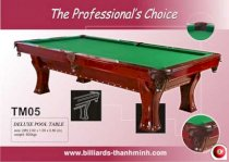 Bida Lỗ (Pool Table) TM05