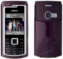 Nokia N72 Purple