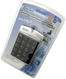Connectland 1108009 USB Numeric