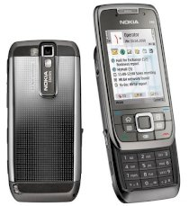 Nokia E66 Grey Steel